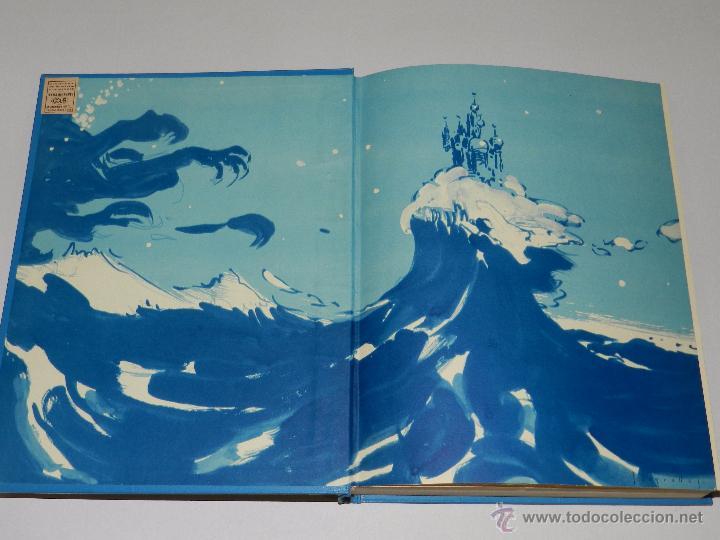 Libros antiguos: (alb 1-5) LIBRO LAS MIL Y UNA NOCHES , ILUSTRADO POR JOSE SEGRELLES 1932, MUY BUEN ESTADO - Foto 3 - 51525497