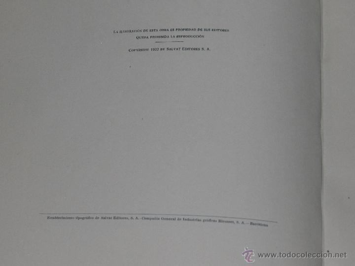 Libros antiguos: (alb 1-5) LIBRO LAS MIL Y UNA NOCHES , ILUSTRADO POR JOSE SEGRELLES 1932, MUY BUEN ESTADO - Foto 5 - 51525497