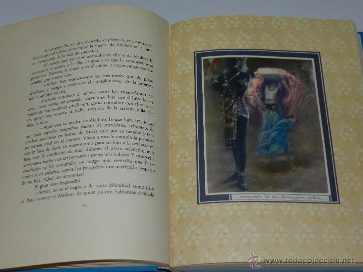 Libros antiguos: (alb 1-5) LIBRO LAS MIL Y UNA NOCHES , ILUSTRADO POR JOSE SEGRELLES 1932, MUY BUEN ESTADO - Foto 10 - 51525497