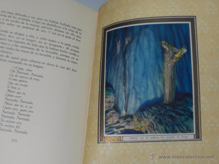 Libros antiguos: (alb 1-5) LIBRO LAS MIL Y UNA NOCHES , ILUSTRADO POR JOSE SEGRELLES 1932, MUY BUEN ESTADO - Foto 12 - 51525497