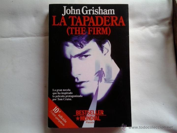 LA TAPADERA - JOHN GRISHAM (Libros antiguos (hasta 1936), raros y curiosos - Literatura - Narrativa - Ciencia Ficción y Fantasía)