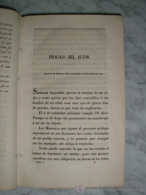 Libros antiguos: MUY ESPECIAL - MEMORIAS DE ULTRATUMBA - VIZCONDE DE CHAUTEBRIAND - 1848 - COLECCIONISTAS - Foto 4 - 52027577