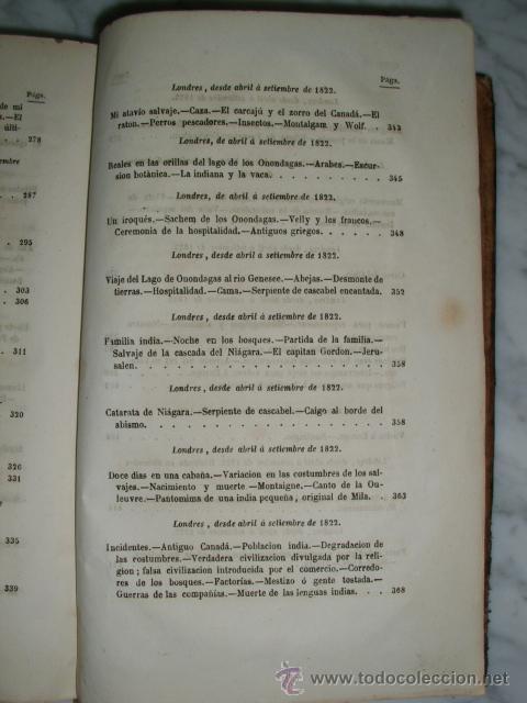 Libros antiguos: MUY ESPECIAL - MEMORIAS DE ULTRATUMBA - VIZCONDE DE CHAUTEBRIAND - 1848 - COLECCIONISTAS - Foto 7 - 52027577