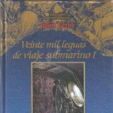 Libros antiguos: LOTE 9 LIBROS OBRAS DE JULIO VERNE. Lote 95281662