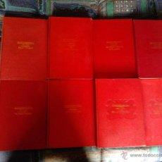 Libros antiguos: 17 LIBROS JULIO VERNE, BIBLIOTECA GRANDES NOVELAS (EDIT.SOPENA, BARCELONA,AÑOS 30). Lote 54449728