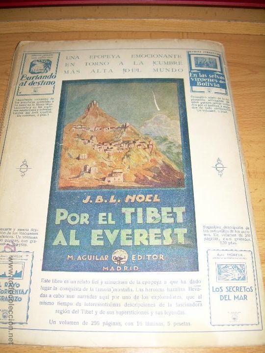 Libros antiguos: Leame Abril 1928 1ª edición del Cerebro Supremo de Marte Aguilar - Foto 3 - 54944178