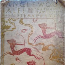 Libros antiguos: TANGLEWOOD TALES - ILUSTRATED BY EDMUND DULAC - FIRST EDITION 1918 - NATHANIEL HAWTHORNE. Lote 56672583