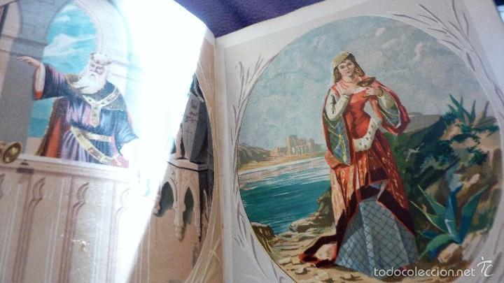 2 TOMOS LAS HADAS DEL MAR . PRECIOSAS CROMOLITOGRAFIAS SIMON . ED VERDAGUER . 1878 VER FOTOS (Libros antiguos (hasta 1936), raros y curiosos - Literatura - Narrativa - Ciencia Ficción y Fantasía)