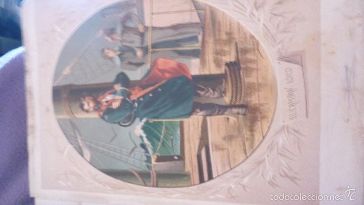 Libros antiguos: 2 tomos las hadas del mar . preciosas cromolitografias simon . ed verdaguer . 1878 ver fotos - Foto 3 - 57111615