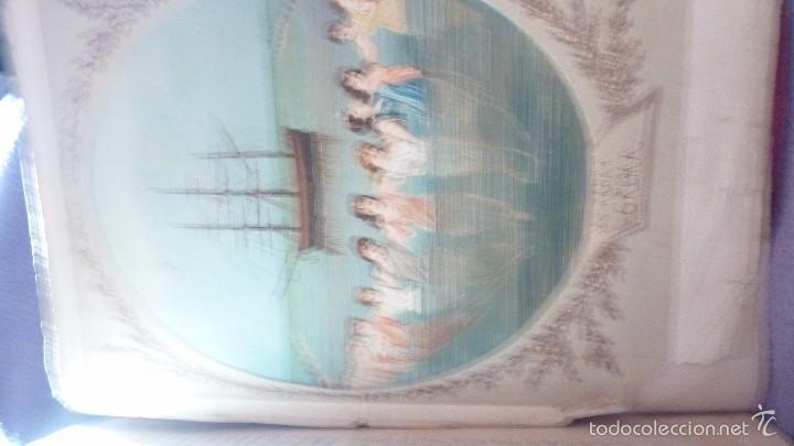 Libros antiguos: 2 tomos las hadas del mar . preciosas cromolitografias simon . ed verdaguer . 1878 ver fotos - Foto 12 - 57111615