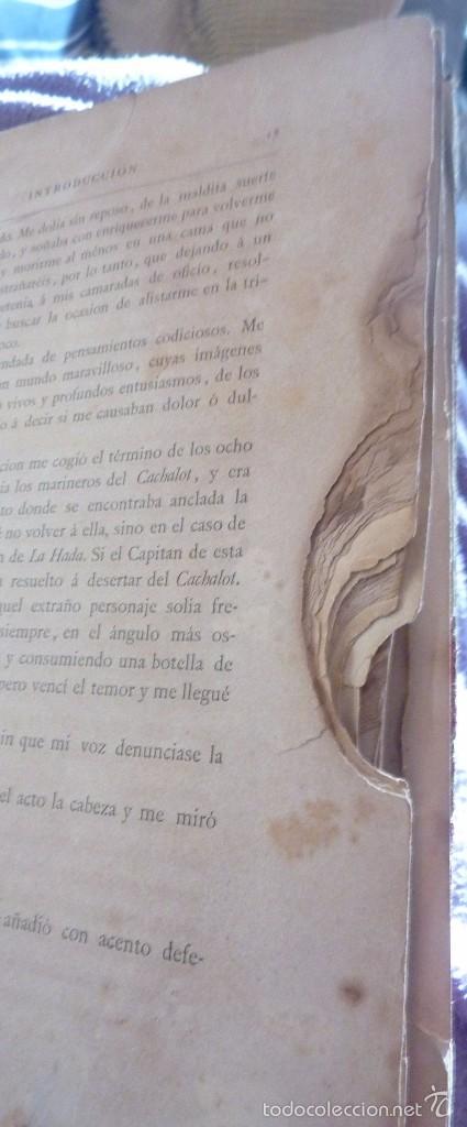 Libros antiguos: 2 tomos las hadas del mar . preciosas cromolitografias simon . ed verdaguer . 1878 ver fotos - Foto 14 - 57111615