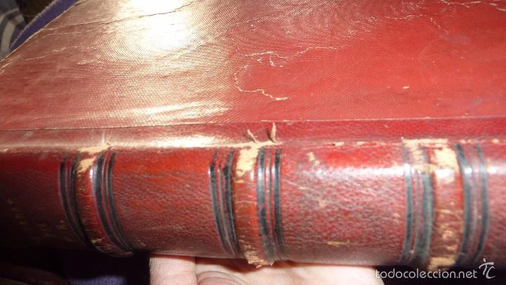 Libros antiguos: 2 tomos las hadas del mar . preciosas cromolitografias simon . ed verdaguer . 1878 ver fotos - Foto 17 - 57111615
