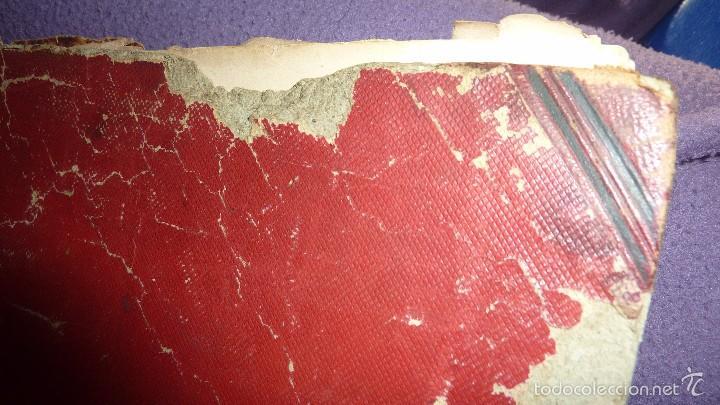 Libros antiguos: 2 tomos las hadas del mar . preciosas cromolitografias simon . ed verdaguer . 1878 ver fotos - Foto 18 - 57111615