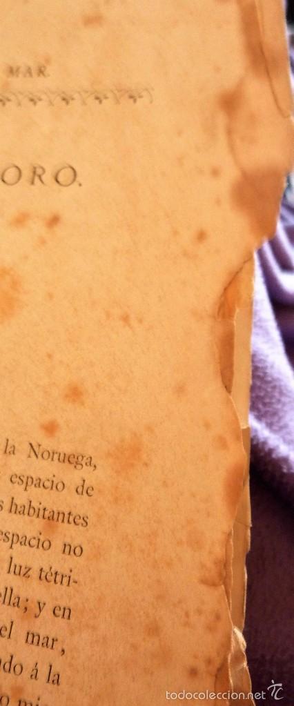 Libros antiguos: 2 tomos las hadas del mar . preciosas cromolitografias simon . ed verdaguer . 1878 ver fotos - Foto 20 - 57111615