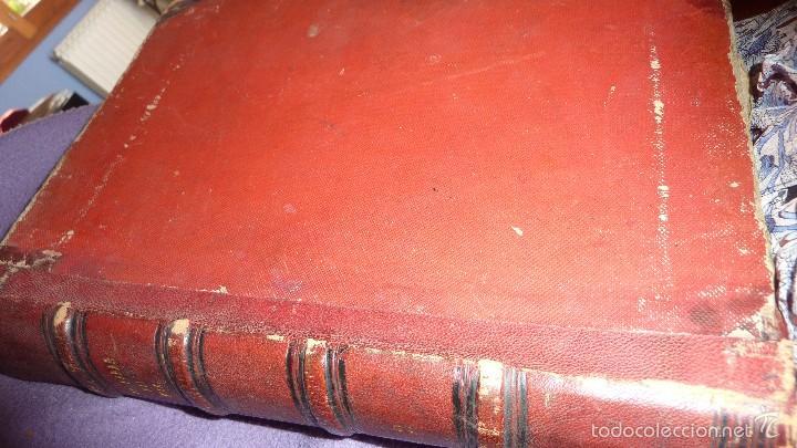 Libros antiguos: 2 tomos las hadas del mar . preciosas cromolitografias simon . ed verdaguer . 1878 ver fotos - Foto 22 - 57111615