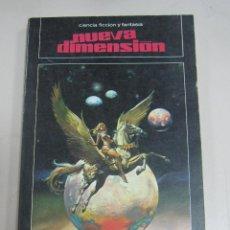 Libros antiguos: NUEVA DIMENSION. 116. EDICIONES DRONTE. 191 PAGINAS. 1979.. Lote 58592057