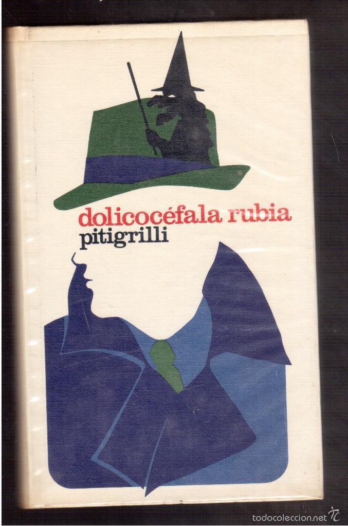 LIBROS VIEJOS DOICOCEFALA RUBIA PITIGRILLI (Libros antiguos (hasta 1936), raros y curiosos - Literatura - Narrativa - Ciencia Ficción y Fantasía)