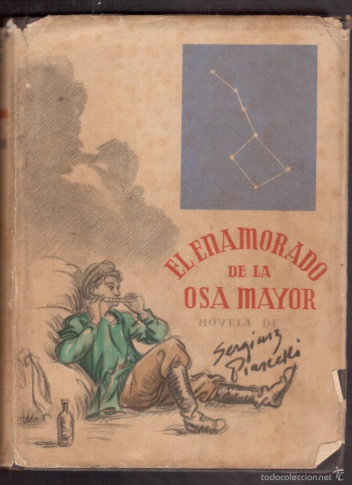 EL ENAMORADO DE LA OSA MAYOR (Libros antiguos (hasta 1936), raros y curiosos - Literatura - Narrativa - Ciencia Ficción y Fantasía)