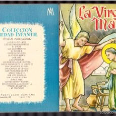Libros antiguos: COLECCION PIEDAD INFANTIL. Lote 59774968