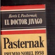 Libros antiguos: BORIS L. PASTERNAK . Lote 59777272