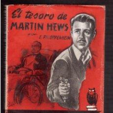 Libros antiguos: EL TESORO DE MARTIN HEWS. Lote 59827664