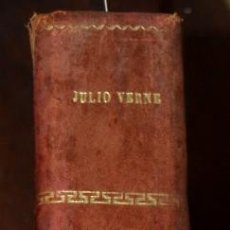 Libros antiguos: JULIO VERNE : LOS HIJOS DEL CAPITÁN GRANT - DOS TOMOS EN UN VOLUMEN ENCUADERNADO (SOPENA, C. 1935). Lote 60136647