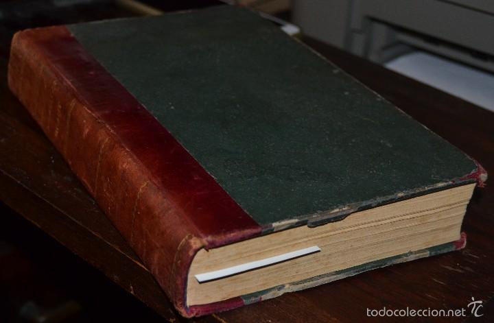 Libros antiguos: JULIO VERNE : LOS HIJOS DEL CAPITÁN GRANT - DOS TOMOS EN UN VOLUMEN ENCUADERNADO (SOPENA, c. 1935) - Foto 2 - 60136647