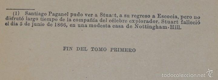 Libros antiguos: JULIO VERNE : LOS HIJOS DEL CAPITÁN GRANT - DOS TOMOS EN UN VOLUMEN ENCUADERNADO (SOPENA, c. 1935) - Foto 3 - 60136647