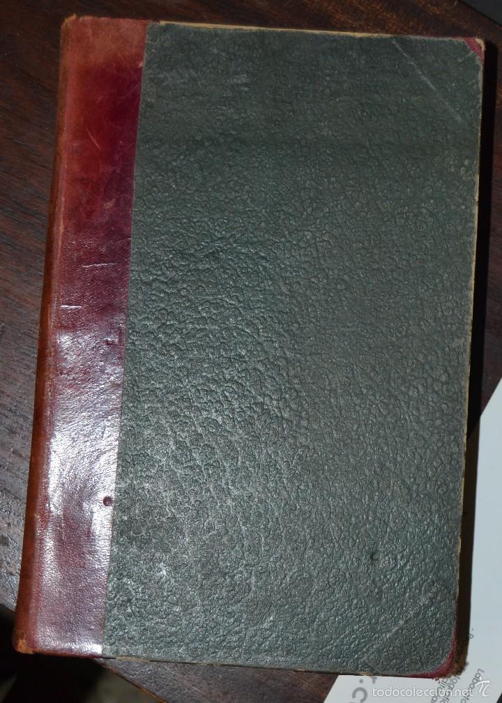 Libros antiguos: JULIO VERNE : LOS HIJOS DEL CAPITÁN GRANT - DOS TOMOS EN UN VOLUMEN ENCUADERNADO (SOPENA, c. 1935) - Foto 8 - 60136647