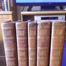 Libros antiguos: QUIJOTE GABRIEL DE SANCHA AÑO 1797. Lote 60512551