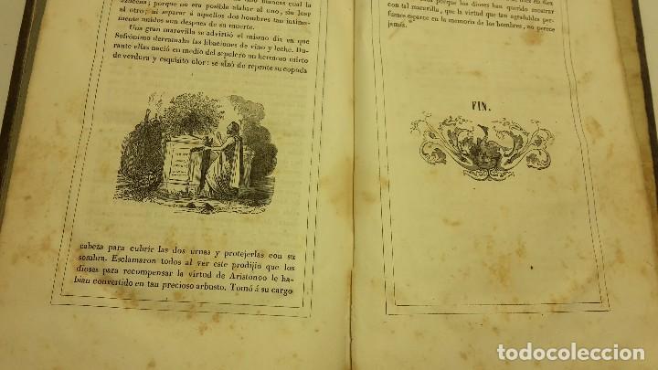 Libros antiguos: LAS AVENTURAS DE TELEMACO SEGUIDAS DE LAS DE ARISTONOO 1843. - Foto 7 - 64294823