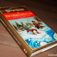 Libros antiguos: EL INCORREGIBLE TAS VOLUMEN 2 MARY KIRCHOFF STEVE WINTER LOS COMPAÑEROS DE LA DRAGON LANCE M. Lote 68756581