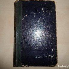 Libros antiguos: TIRSO DE MOLINA- CUENTOS. FABULAS, DESCRIPCIONES, DIALOGOS MAXIMAS Y APOCTEMAS MELLADO EDIT. 1848. Lote 71174953