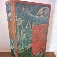 Libros antiguos: SAENZ DE JUBERA EDITORES.OBRAS COMPLETAS DE JULIO VERNE.18..??. Lote 71709135