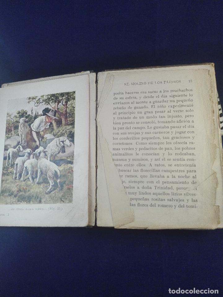Libros antiguos: EL MOLINO DE LOS PÁJAROS - RAMON SOPENA - BIBLIOTECA SELECTA - BARCELONA - 1930 - - Foto 3 - 75570467