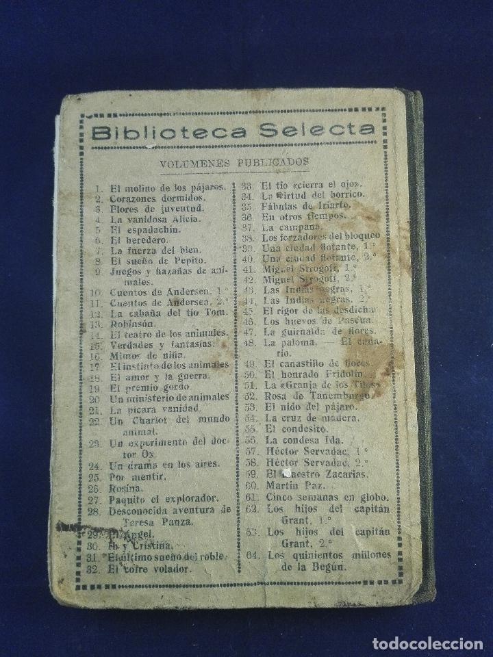 Libros antiguos: EL MOLINO DE LOS PÁJAROS - RAMON SOPENA - BIBLIOTECA SELECTA - BARCELONA - 1930 - - Foto 4 - 75570467