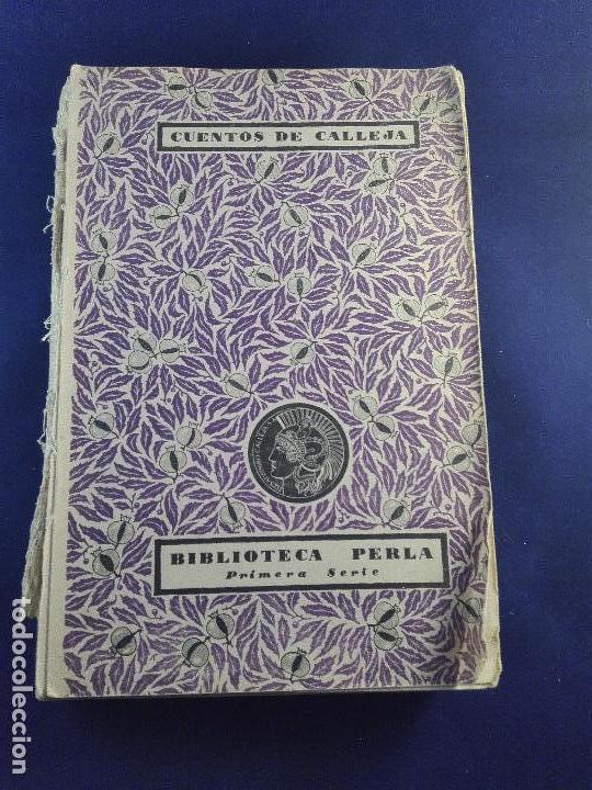 Libros antiguos: FABIOLA O LA IGLESIA DE LAS CATACUMBAS - NICOLAS WISEMAN - CUENTOS DE CALLEJA - BIBLIOTECA PERLA - Foto 4 - 75571675