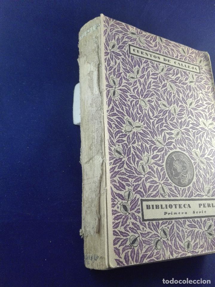 Libros antiguos: FABIOLA O LA IGLESIA DE LAS CATACUMBAS - NICOLAS WISEMAN - CUENTOS DE CALLEJA - BIBLIOTECA PERLA - Foto 5 - 75571675
