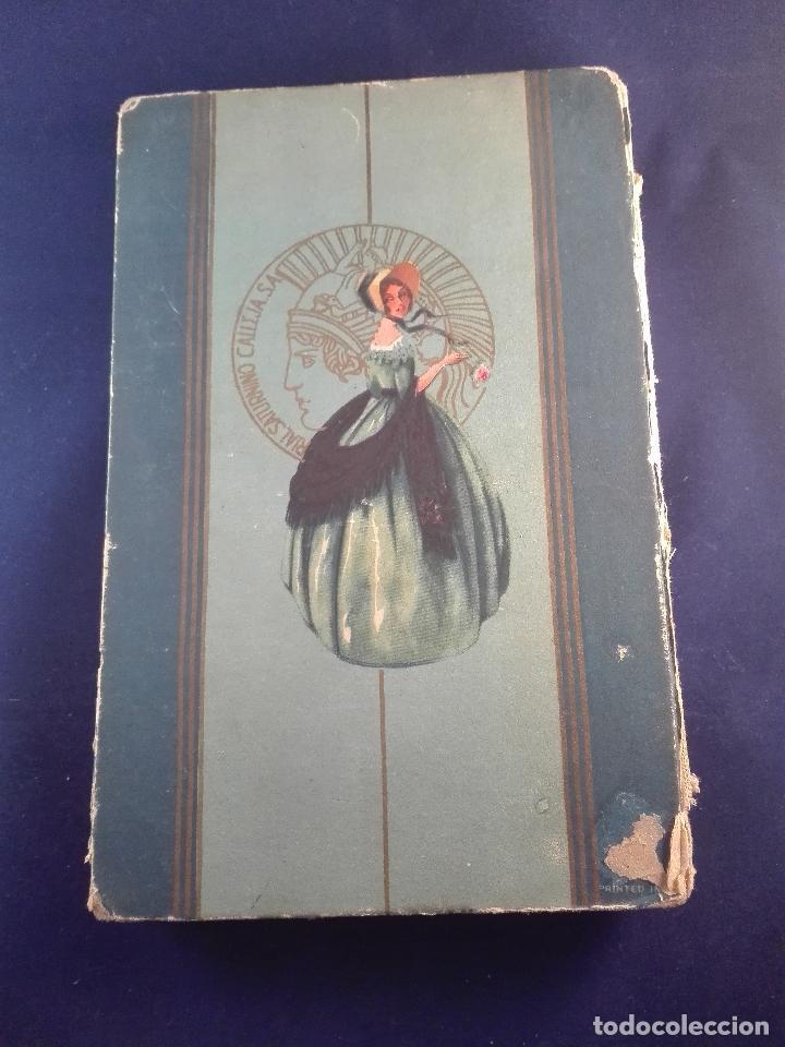 Libros antiguos: FABIOLA O LA IGLESIA DE LAS CATACUMBAS - NICOLAS WISEMAN - CUENTOS DE CALLEJA - BIBLIOTECA PERLA - Foto 9 - 75571675