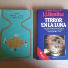 Libros antiguos: TERROR EN LA LUNA Y EXISTIÓ OTRA HUMANIDAD. Lote 78848761