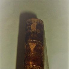 Libros antiguos: AVENTURAS DE GIL BLAS DE SANTILLANA POR M. LE SAGE 1844. 1ª EDICCIÓN. Lote 80881615