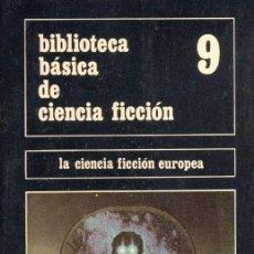 Libros antiguos: BIBLIOTECA BASICA DE CIENCIA FICCIÓN Nº9. NUEVA DIMENSIÓN. EDITORIAL DRONTE, 1982 . Lote 85084608