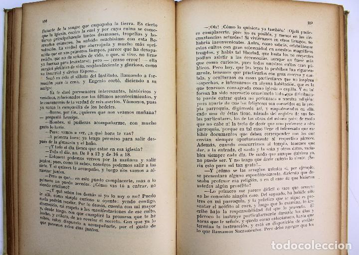 Libros antiguos: L-3569.LOS ÚLTIMOS CAPÍTULOS DE LA HISTORIA. E.J.J. SÁNCHEZ RUBIO. 2 TOMOS. BARCELONA 1930. - Foto 4 - 86365996