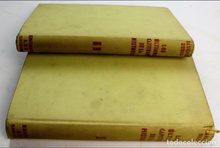 Libros antiguos: L-3569.LOS ÚLTIMOS CAPÍTULOS DE LA HISTORIA. E.J.J. SÁNCHEZ RUBIO. 2 TOMOS. BARCELONA 1930. - Foto 6 - 86365996