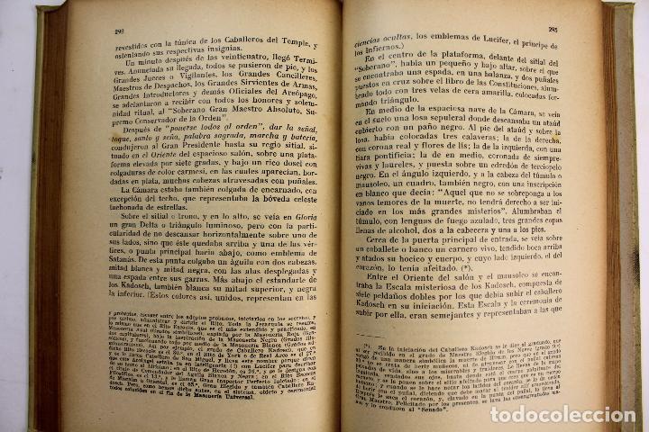 Libros antiguos: L-3569.LOS ÚLTIMOS CAPÍTULOS DE LA HISTORIA. E.J.J. SÁNCHEZ RUBIO. 2 TOMOS. BARCELONA 1930. - Foto 8 - 86365996