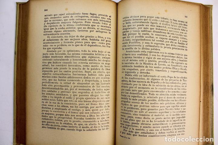 Libros antiguos: L-3569.LOS ÚLTIMOS CAPÍTULOS DE LA HISTORIA. E.J.J. SÁNCHEZ RUBIO. 2 TOMOS. BARCELONA 1930. - Foto 9 - 86365996