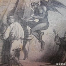 Libros antiguos: CUENTOS,MENTIRAS Y EXAGERACIONES ANDALUZAS. FRANQUELO. IMPRENTA FONSECA,1853. COMPLETA.. Lote 90406489