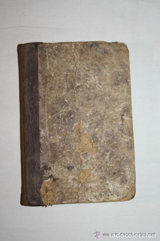 0903 - HISTORIA SAGRADA PROVERBIOS Ó PARABOLAS FÁBULAS DE FELIX MARIA DE SAMANIEGO. (Libros antiguos (hasta 1936), raros y curiosos - Literatura - Narrativa - Ciencia Ficción y Fantasía)
