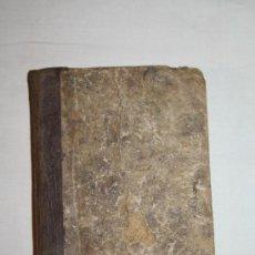 Libros antiguos: 0903 - HISTORIA SAGRADA PROVERBIOS Ó PARABOLAS FÁBULAS DE FELIX MARIA DE SAMANIEGO.. Lote 91795304