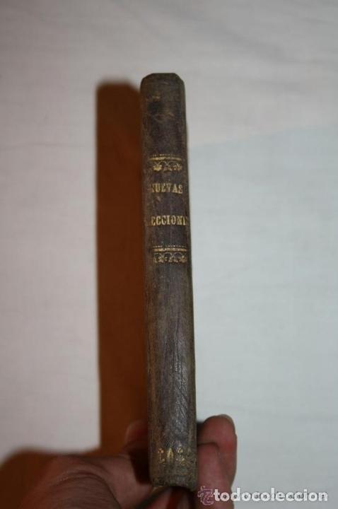 Libros antiguos: 0903 - HISTORIA SAGRADA PROVERBIOS Ó PARABOLAS FÁBULAS DE FELIX MARIA DE SAMANIEGO. - Foto 8 - 91795304